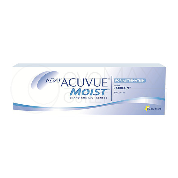 1-Day Acuvue Moist for Astigmastism