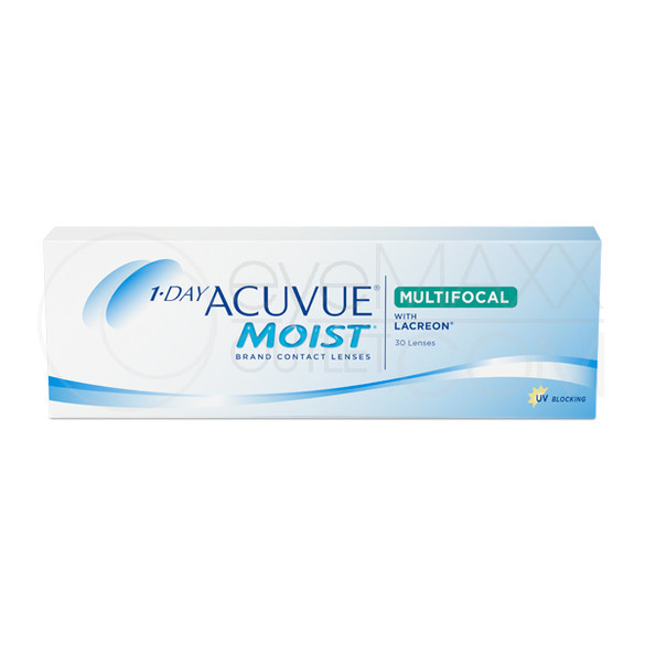 1-DAY ACUVUE® MOIST® MULTIFOCAL Contact Lenses