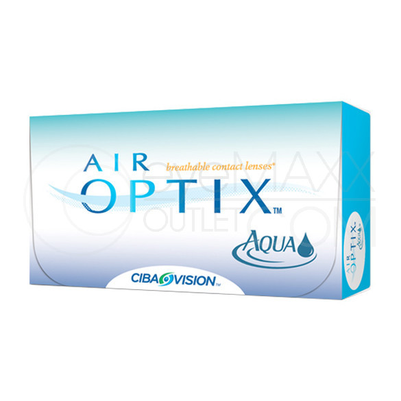 AIR OPTIX® AQUA