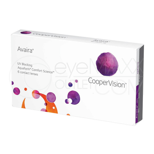 Avaira® Contact Lenses