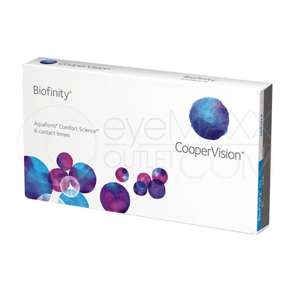 Biofinity® XR