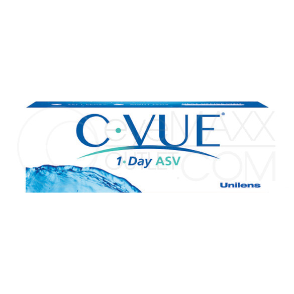 Unilens C-VUE® 1 DAY ASV Contact Lenses
