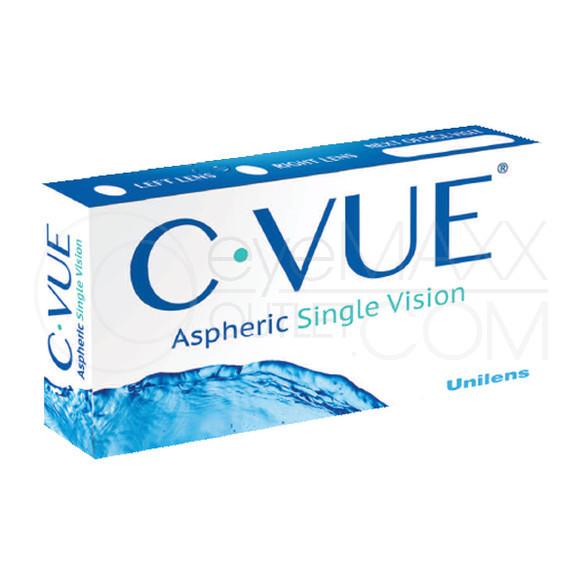 C vue contact lenses c vue aspheric single vision ccuart Choice Image