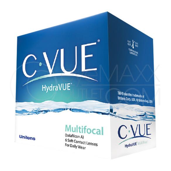 Unilens C-VUE® HYDRAVUE™ MULTIFOCAL Contact Lenses
