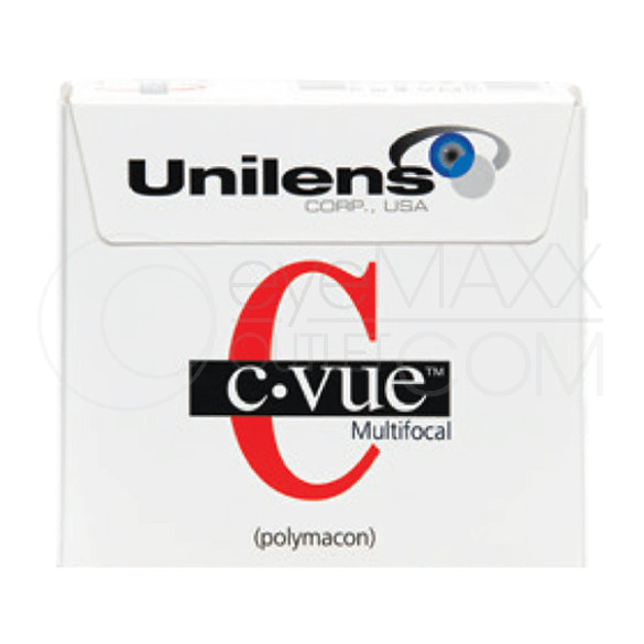 C-VUE® MULTIFOCAL contact lenses