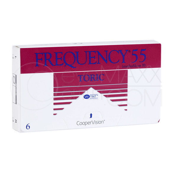 Frequency® 55 Toric