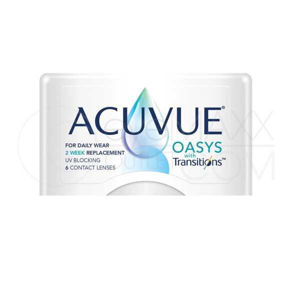 ACUVUE OASYS with Transitions™